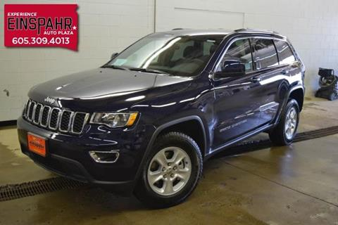 2017 Jeep Grand Cherokee for sale in Brookings, SD