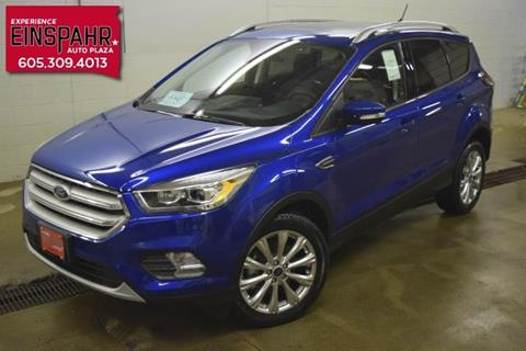 2018 Ford Escape for sale in Brookings, SD