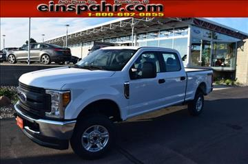 2017 Ford F-250 Super Duty for sale in Brookings, SD