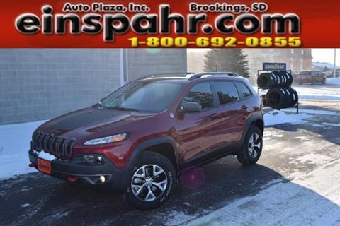2017 Jeep Cherokee for sale in Brookings, SD