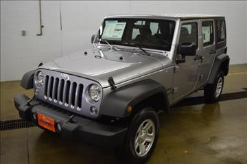 2017 Jeep Wrangler Unlimited for sale in Brookings, SD