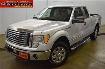 2012 Ford F-150 for sale in Brookings, SD
