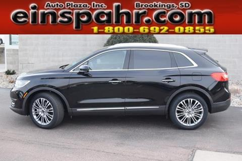 2017 Lincoln MKX for sale in Brookings, SD