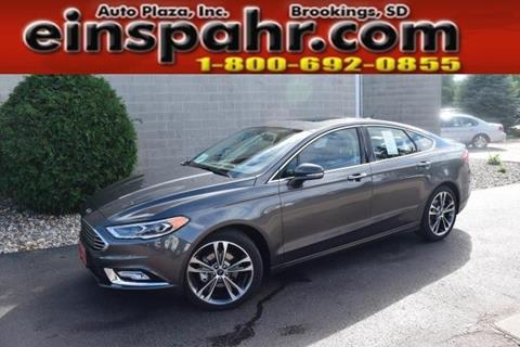 2017 Ford Fusion for sale in Brookings, SD
