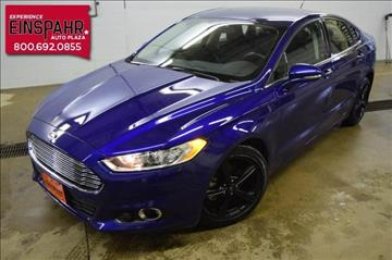 2016 Ford Fusion for sale in Brookings, SD