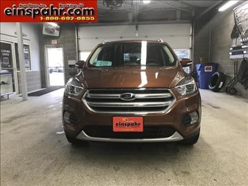 2017 Ford Escape for sale in Brookings, SD