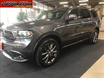 2017 Dodge Durango for sale in Brookings, SD