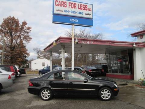 2002 Mercedes-Benz C-Class for sale in Columbus, OH