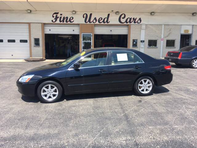 2003 Honda Accord for sale at JIMS AUTO MART INC in Milwaukee WI