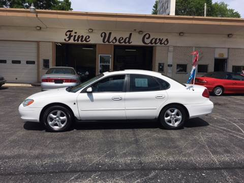 2002 Ford Taurus for sale in Milwaukee, WI