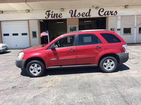 2005 Chevrolet Equinox for sale in Milwaukee, WI