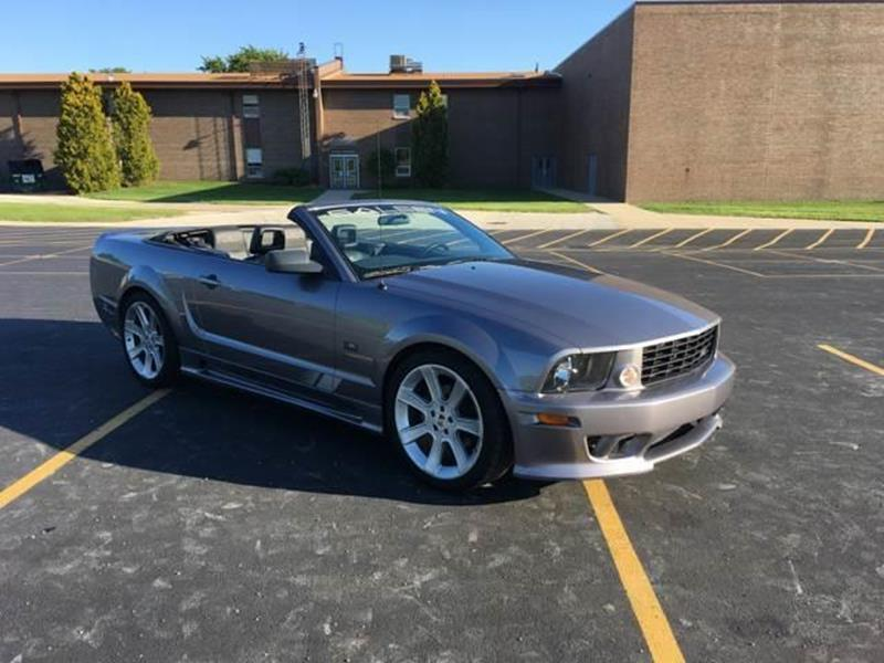 2006 Ford Mustang Gt Premium 2dr Convertible In Milwaukee Wi Jims