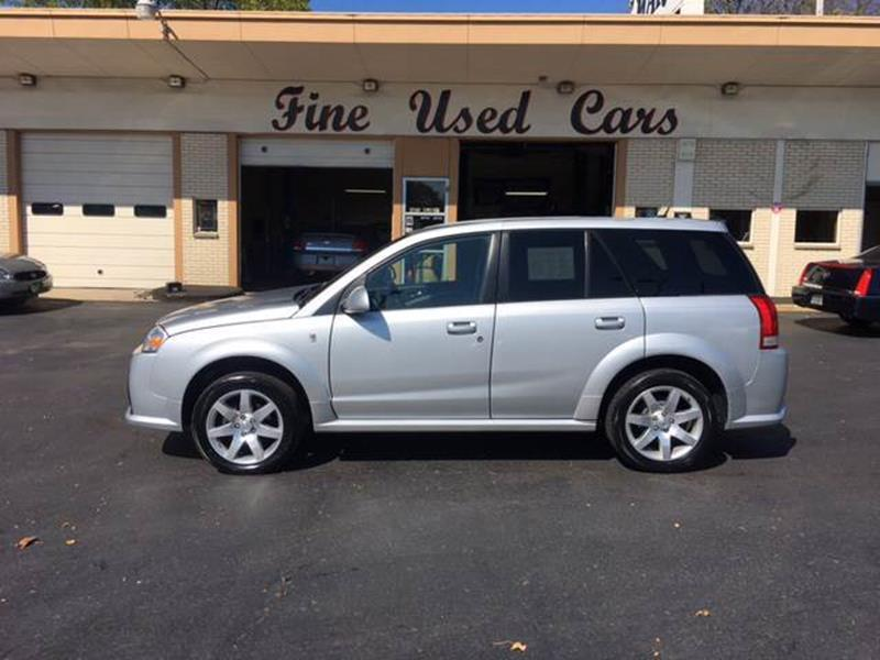 2006 Saturn Vue 4dr Suv W V6 In Milwaukee Wi Jims Auto