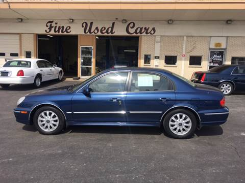 2005 Hyundai Sonata for sale at JIMS AUTO MART INC in Milwaukee WI