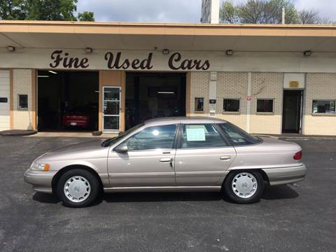 1995 Mercury Sable for sale at JIMS AUTO MART INC in Milwaukee WI