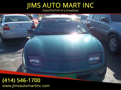 1999 Pontiac Sunfire for sale in Milwaukee, WI