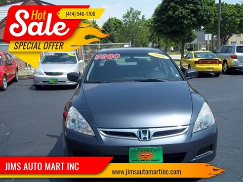 2006 Honda Accord for sale in Milwaukee, WI