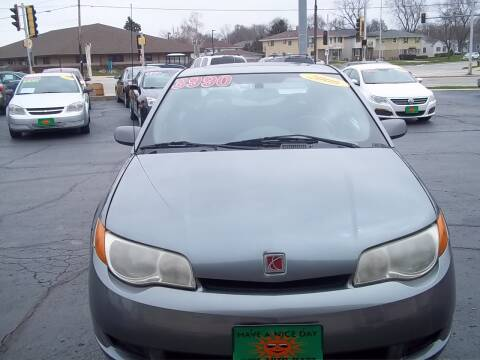 2006 Saturn Ion 2 for sale at JIMS AUTO MART INC in Milwaukee WI