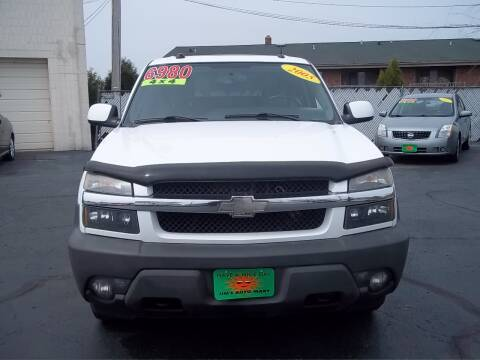 2005 Chevrolet Avalanche 1500 LT for sale at JIMS AUTO MART INC in Milwaukee WI