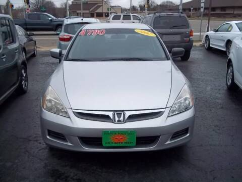 2007 Honda Accord Special Edition for sale at JIMS AUTO MART INC in Milwaukee WI