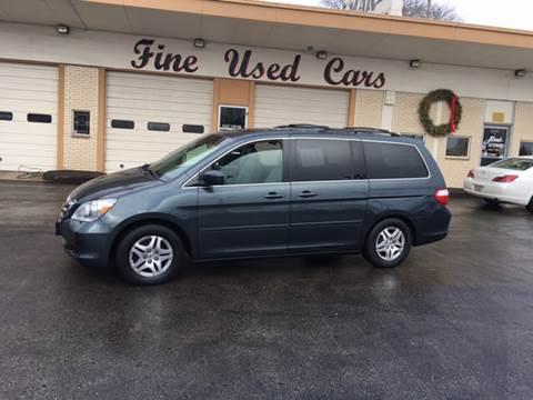 2006 Honda Odyssey for sale in Milwaukee, WI
