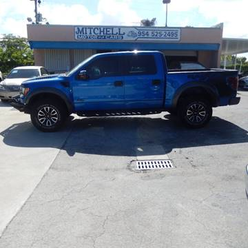 2012 Ford F-150 for sale in Fort Lauderdale, FL