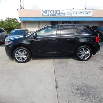 2011 Ford Edge for sale in Fort Lauderdale, FL