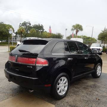 2009 Lincoln MKX for sale in Fort Lauderdale, FL