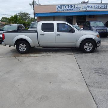 2007 Nissan Frontier for sale in Fort Lauderdale, FL