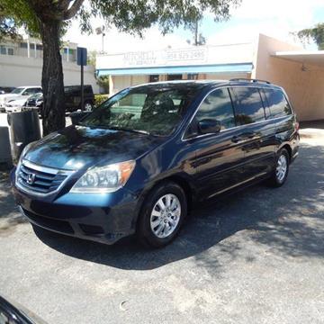 2009 Honda Odyssey for sale in Fort Lauderdale, FL