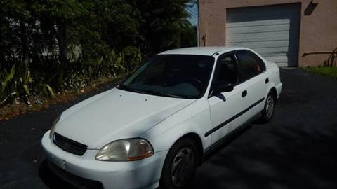 1997 Honda Civic for sale in Fort Lauderdale, FL