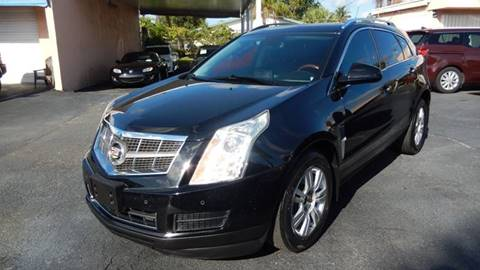 2010 Cadillac SRX for sale in Fort Lauderdale, FL