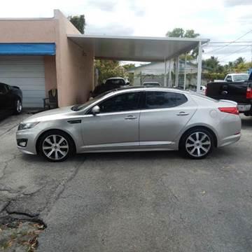 2012 Kia Optima for sale in Fort Lauderdale, FL