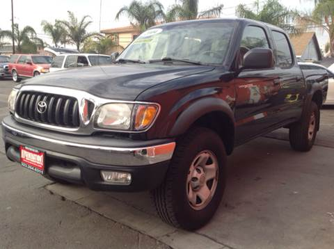 2004 Toyota Tacoma for sale at GENERATION 1 MOTORSPORTS #1 in Los Angeles CA