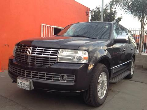 2007 Lincoln Navigator for sale at GENERATION 1 MOTORSPORTS #1 in Los Angeles CA