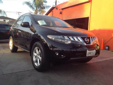 2009 Nissan Murano for sale at GENERATION 1 MOTORSPORTS #1 in Los Angeles CA