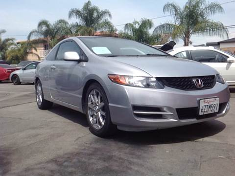2009 Honda Civic for sale at GENERATION 1 MOTORSPORTS #1 in Los Angeles CA