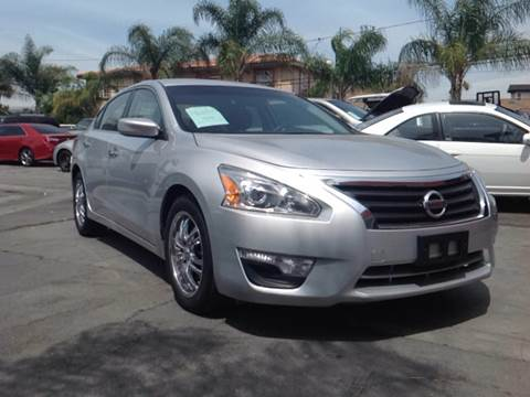 2014 Nissan Altima for sale at GENERATION 1 MOTORSPORTS #1 in Los Angeles CA