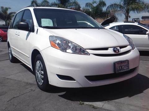2010 Toyota Sienna for sale at GENERATION 1 MOTORSPORTS #1 in Los Angeles CA