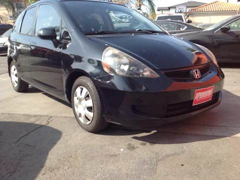 2007 Honda Fit for sale at GENERATION 1 MOTORSPORTS #1 in Los Angeles CA