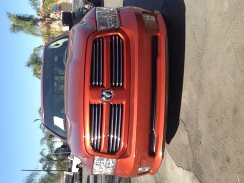 2013 RAM Ram Pickup 1500 for sale at GENERATION 1 MOTORSPORTS #1 in Los Angeles CA