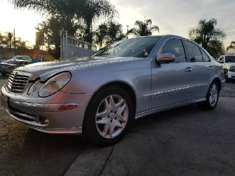 2006 Mercedes-Benz E-Class for sale at GENERATION 1 MOTORSPORTS #1 in Los Angeles CA