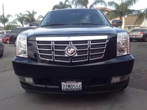 2007 Cadillac Escalade for sale at GENERATION 1 MOTORSPORTS #1 in Los Angeles CA