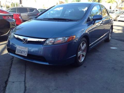 2006 Honda Civic for sale at GENERATION 1 MOTORSPORTS #1 in Los Angeles CA