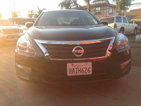 2015 Nissan Altima for sale at GENERATION 1 MOTORSPORTS #1 in Los Angeles CA