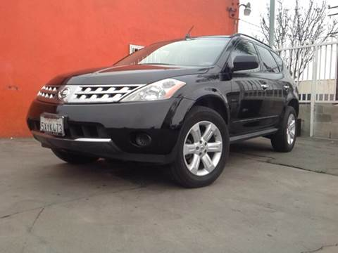 2007 Nissan Murano for sale at GENERATION 1 MOTORSPORTS #1 in Los Angeles CA