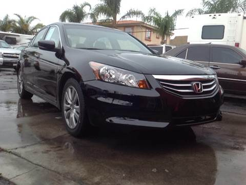 2012 Honda Accord for sale at GENERATION 1 MOTORSPORTS #1 in Los Angeles CA