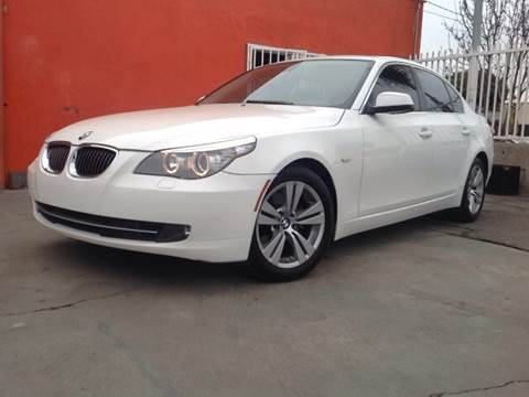 2010 BMW 5 Series for sale at GENERATION 1 MOTORSPORTS #1 in Los Angeles CA
