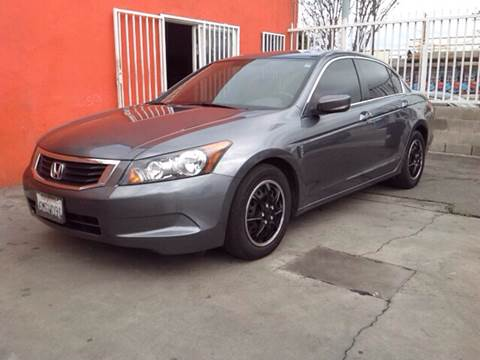2010 Honda Accord for sale at GENERATION 1 MOTORSPORTS #1 in Los Angeles CA
