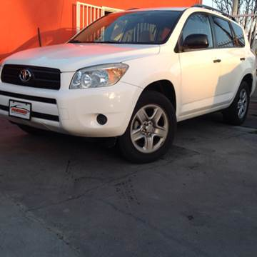 2006 Toyota RAV4 for sale at GENERATION 1 MOTORSPORTS #1 in Los Angeles CA